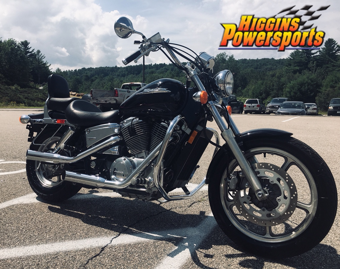 2006 Honda Shadow Spirit™ in Barre, Massachusetts - Photo 2