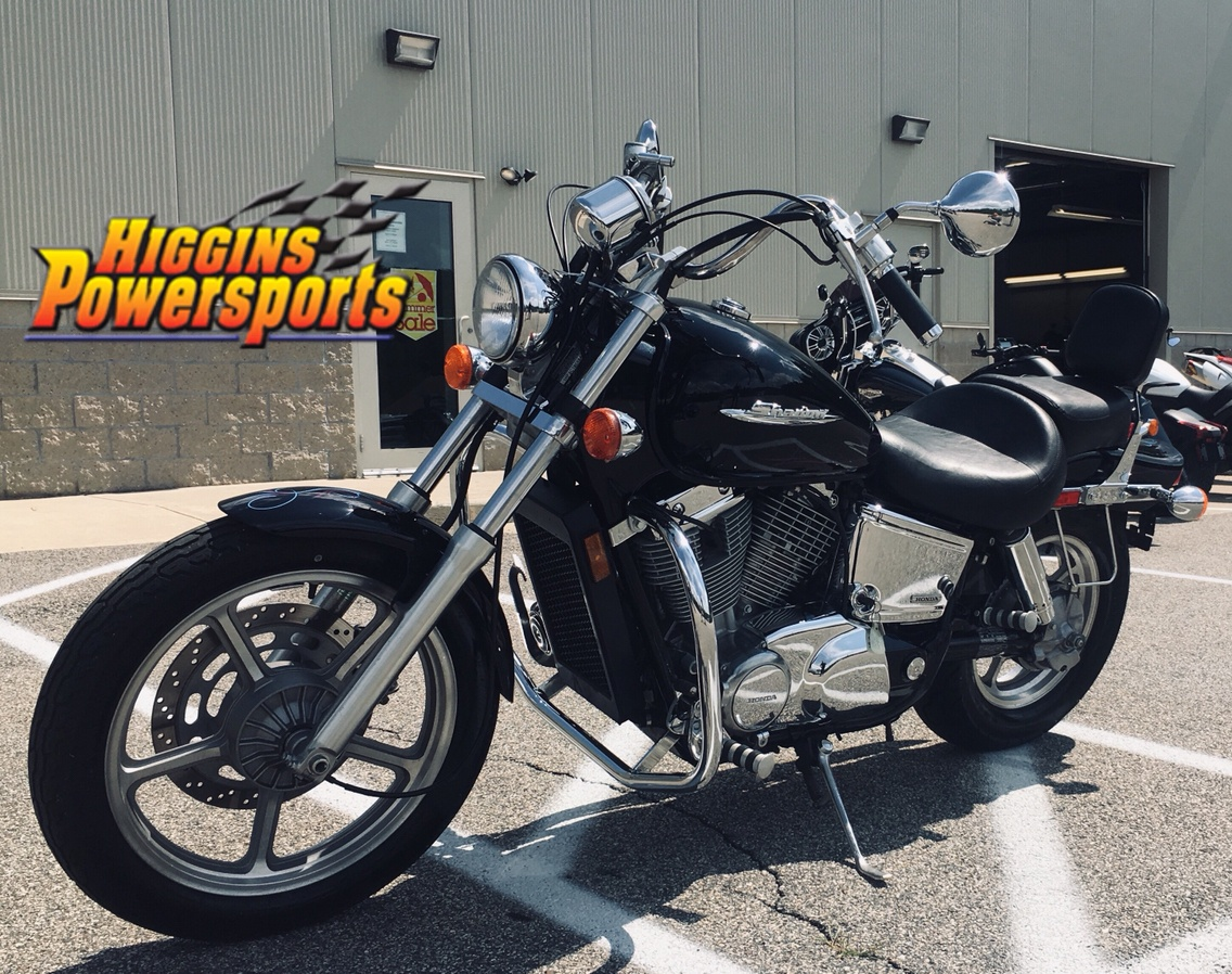 2006 Honda Shadow Spirit™ in Barre, Massachusetts - Photo 3