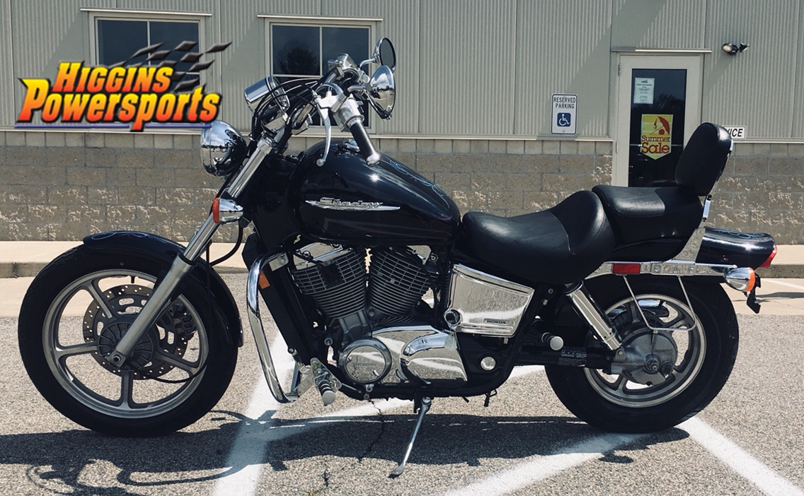 2006 Honda Shadow Spirit™ in Barre, Massachusetts - Photo 4