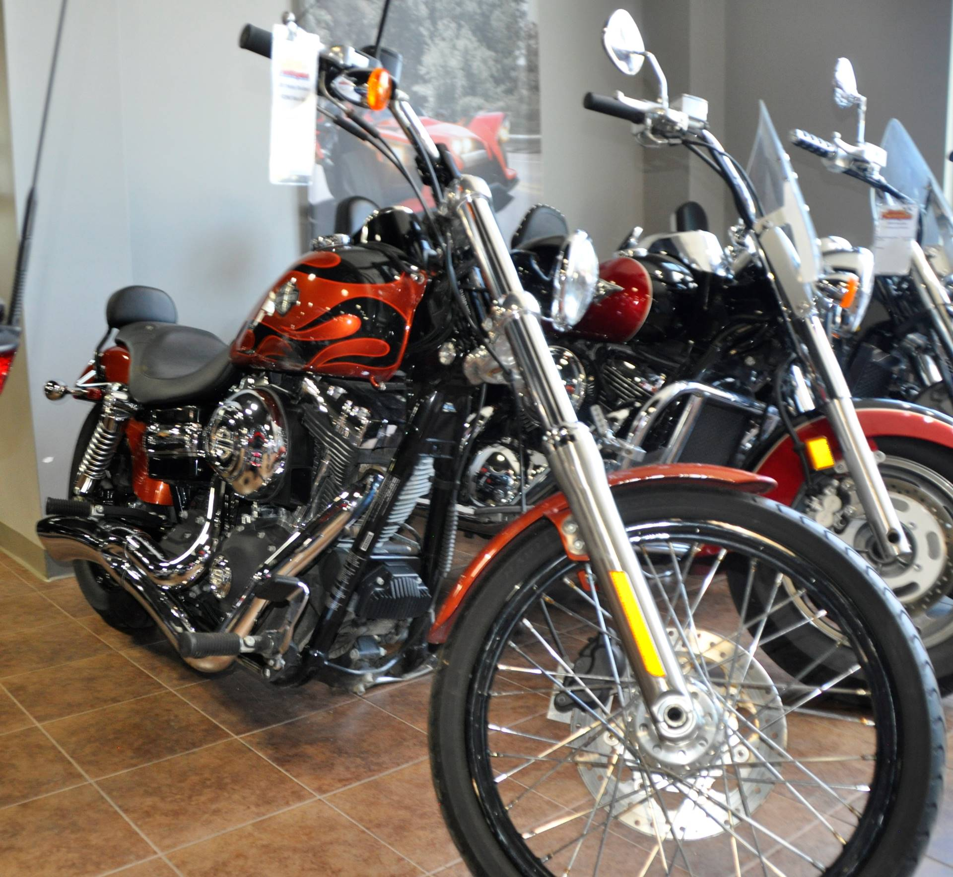 2011 Harley-Davidson Dyna Wide Glide 1