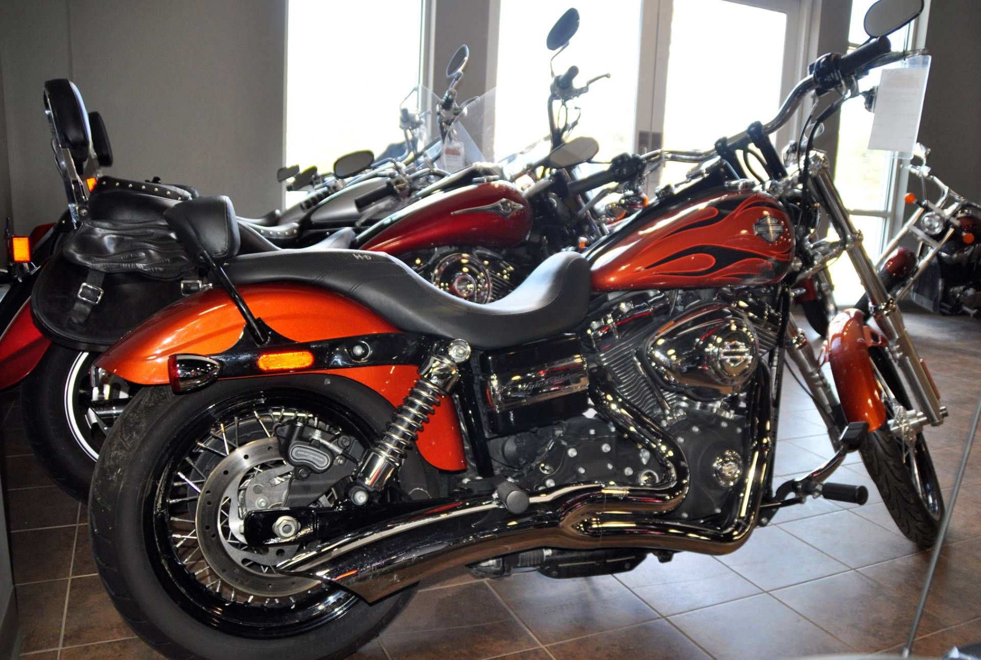 2011 Harley-Davidson Dyna Wide Glide 2