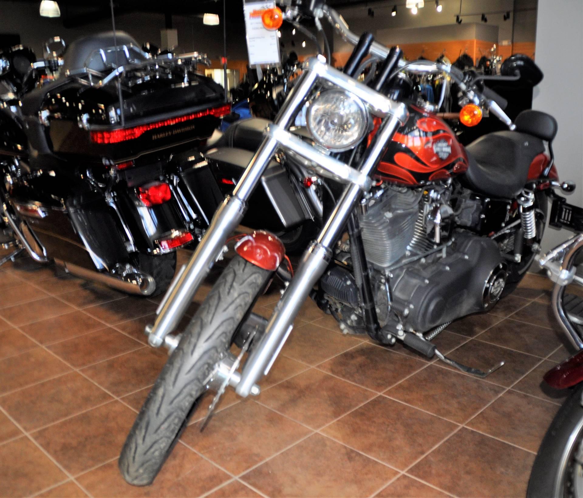 2011 Harley-Davidson Dyna Wide Glide 3