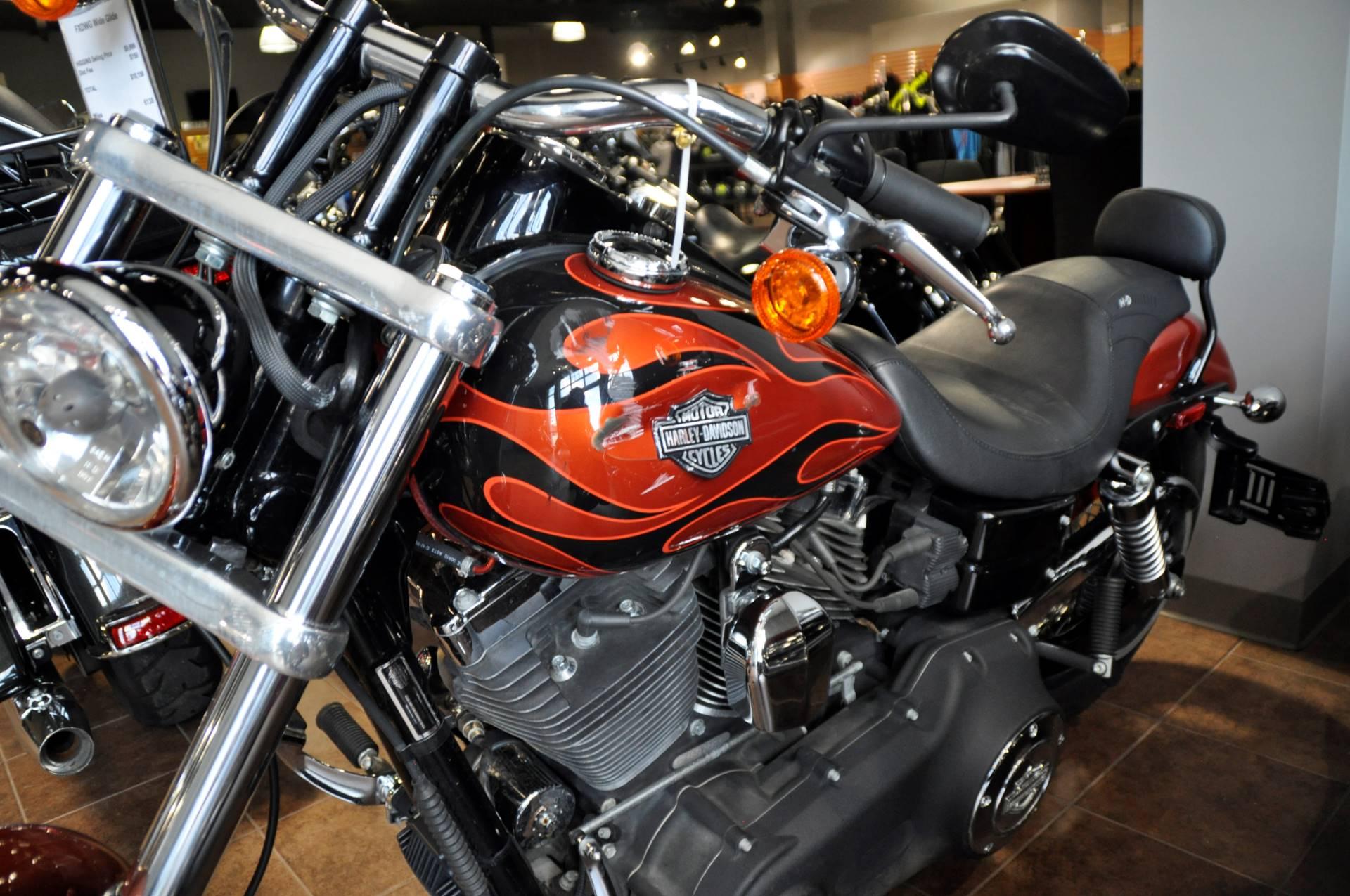 2011 Harley-Davidson Dyna Wide Glide 4