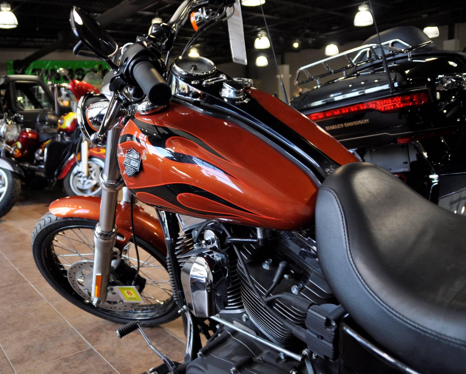 2011 Harley-Davidson Dyna Wide Glide 5