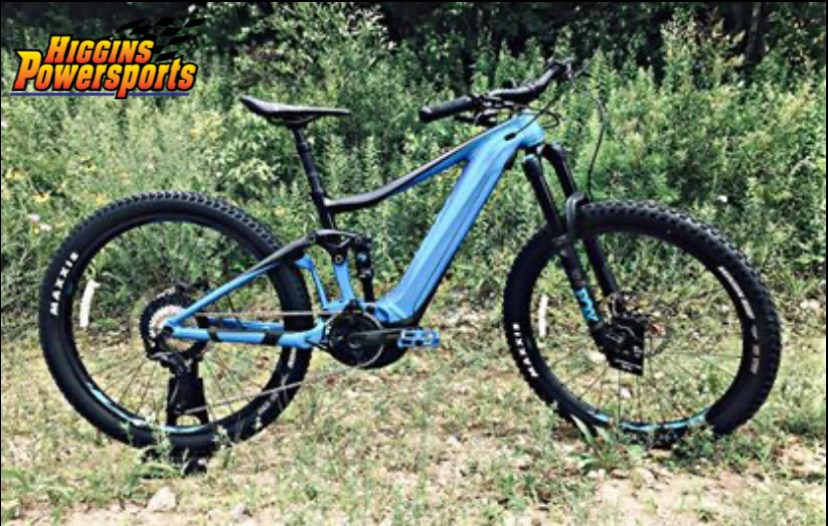 2019 GIANT TRANCE E+ 2 PRO in Barre, Massachusetts - Photo 1