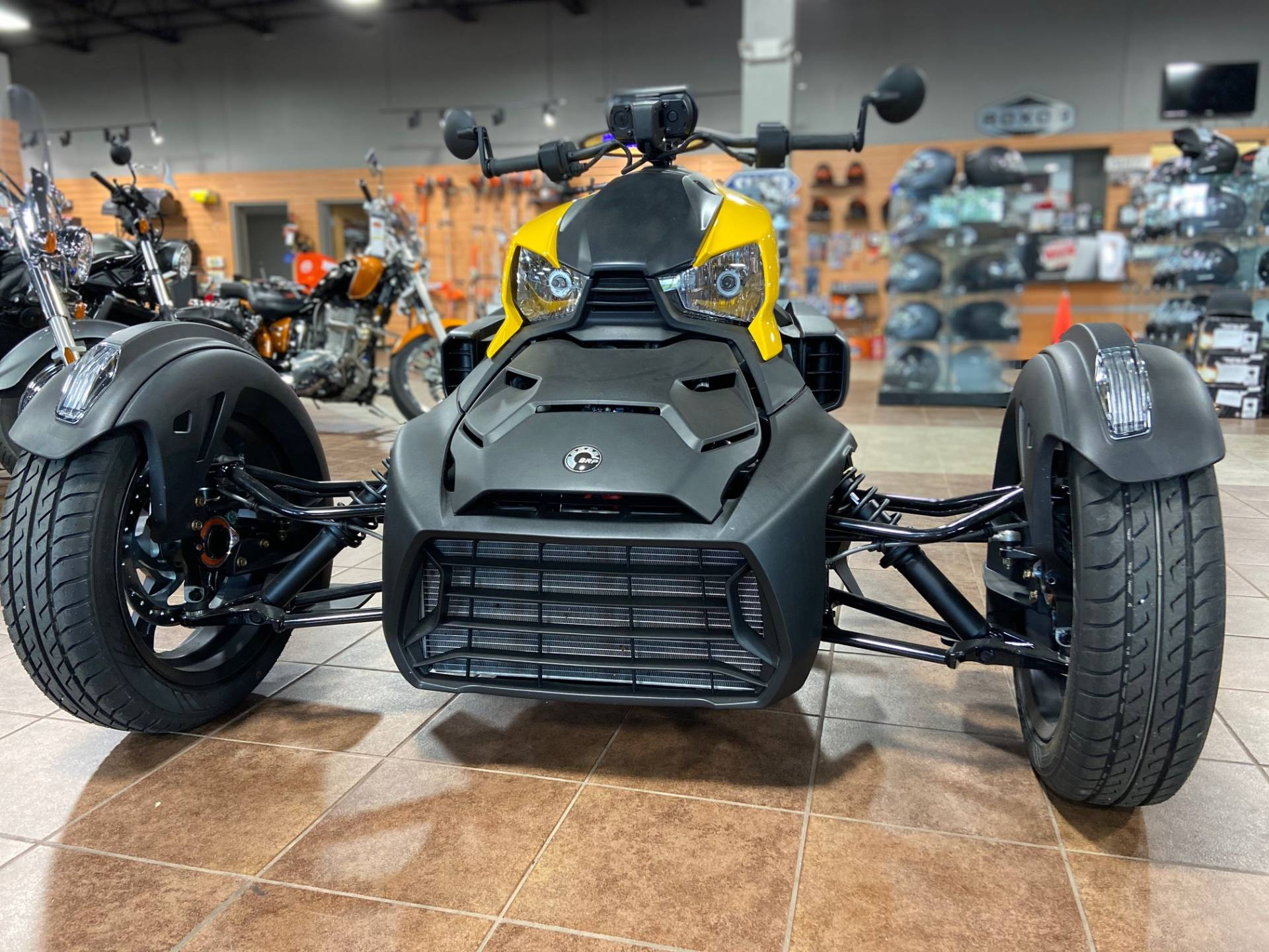 2019 Can-Am Ryker 600 ACE in Barre, Massachusetts - Photo 2
