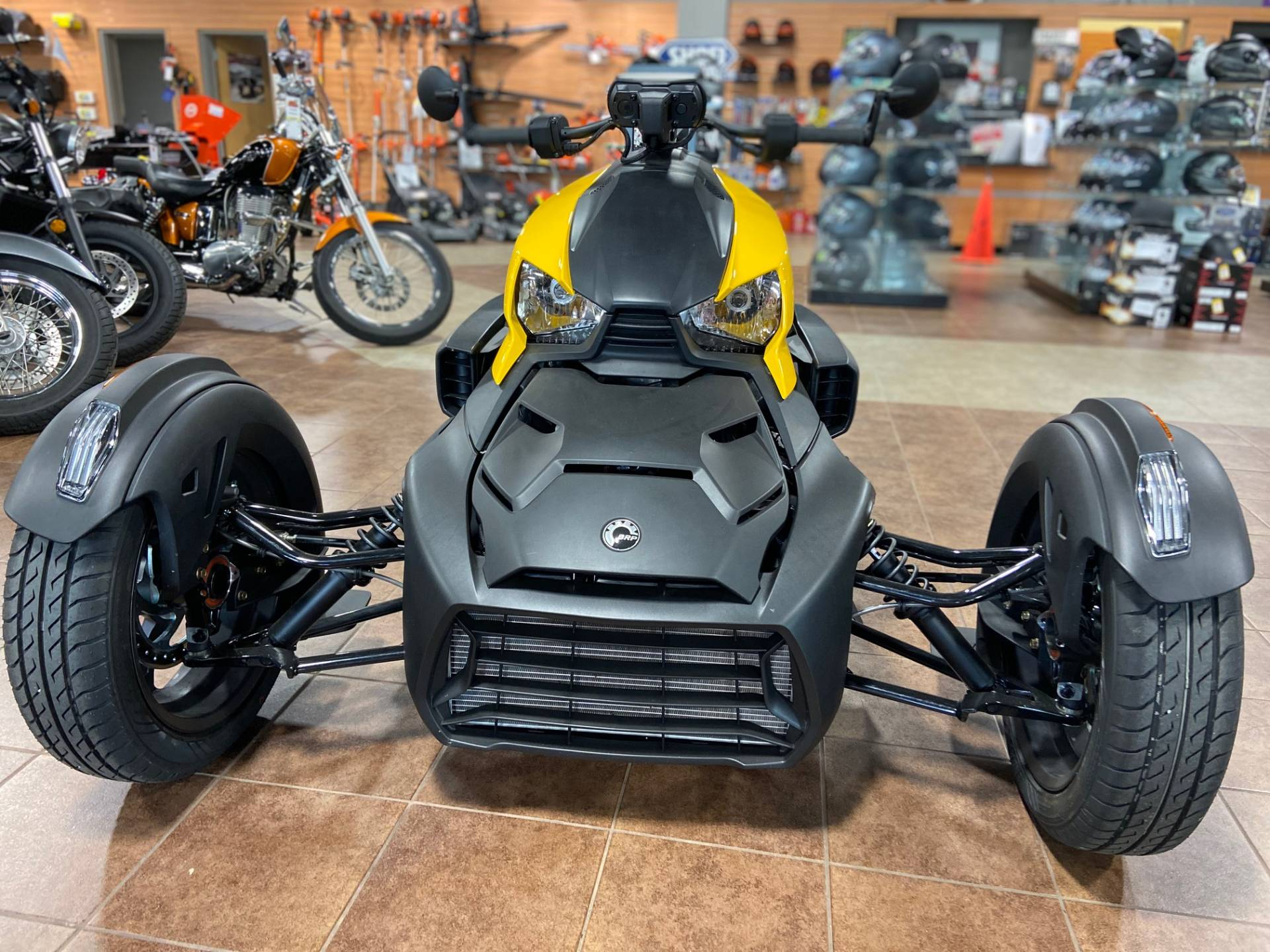 2019 Can-Am Ryker 600 ACE in Barre, Massachusetts - Photo 3