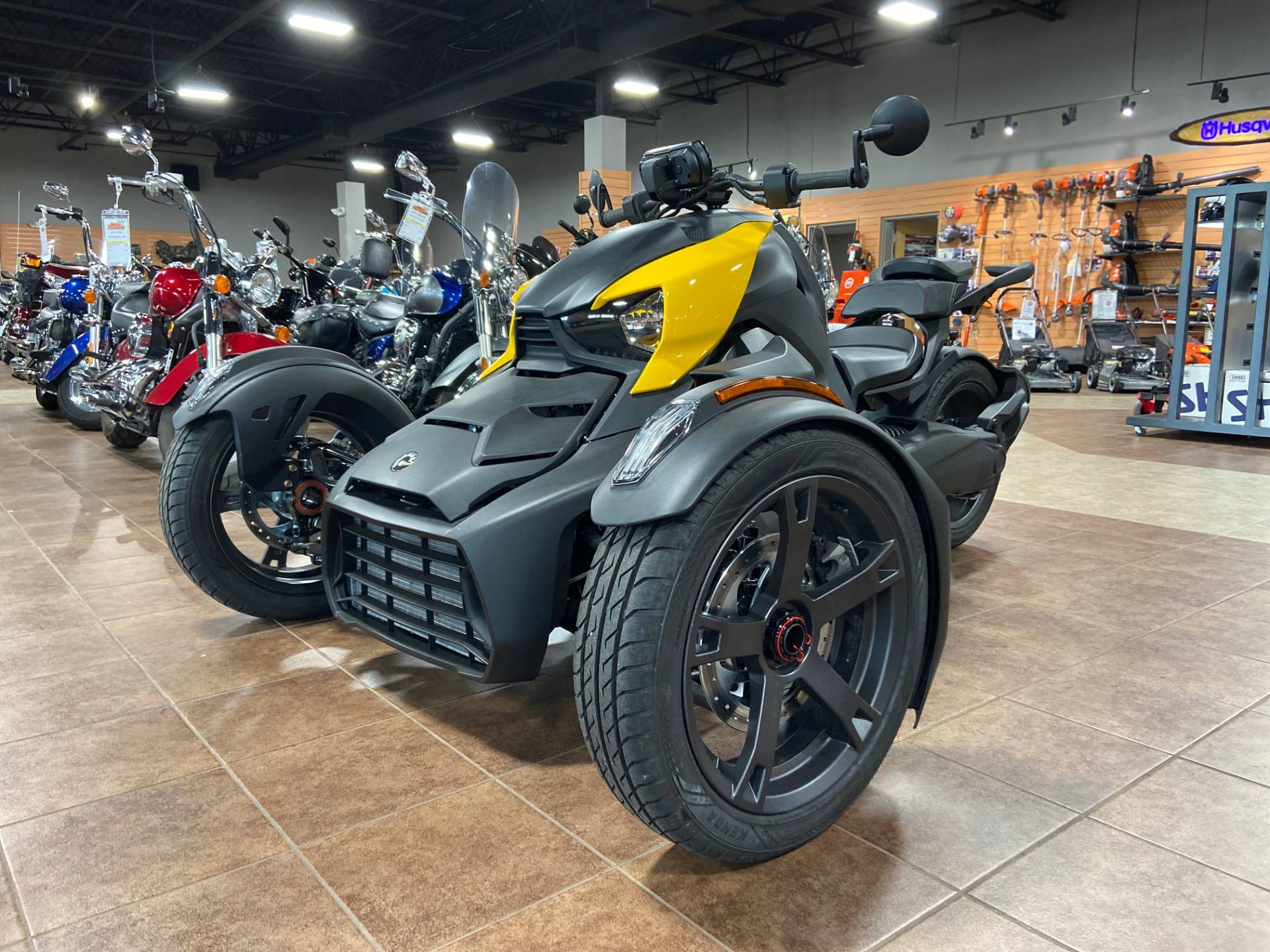 2019 Can-Am Ryker 600 ACE in Barre, Massachusetts - Photo 10