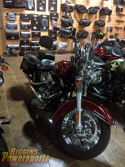 2010 Harley-Davidson Heritage Softail® Classic in Barre, Massachusetts