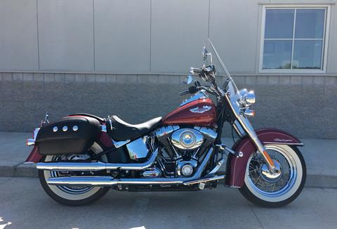 2009 Harley-Davidson Softail® Deluxe in Barre, Massachusetts - Photo 1
