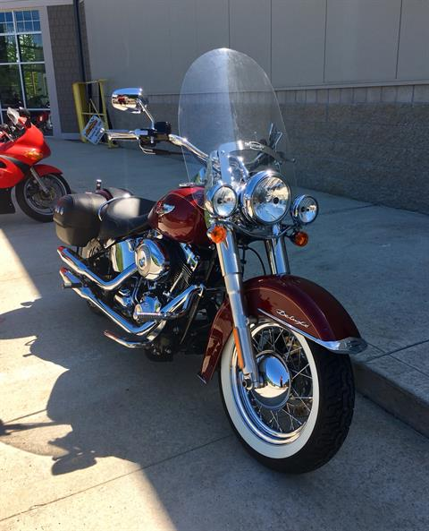 2009 Harley-Davidson Softail® Deluxe in Barre, Massachusetts - Photo 2