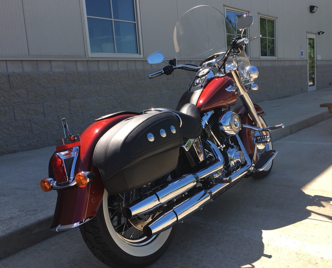 2009 Harley-Davidson Softail® Deluxe in Barre, Massachusetts - Photo 3
