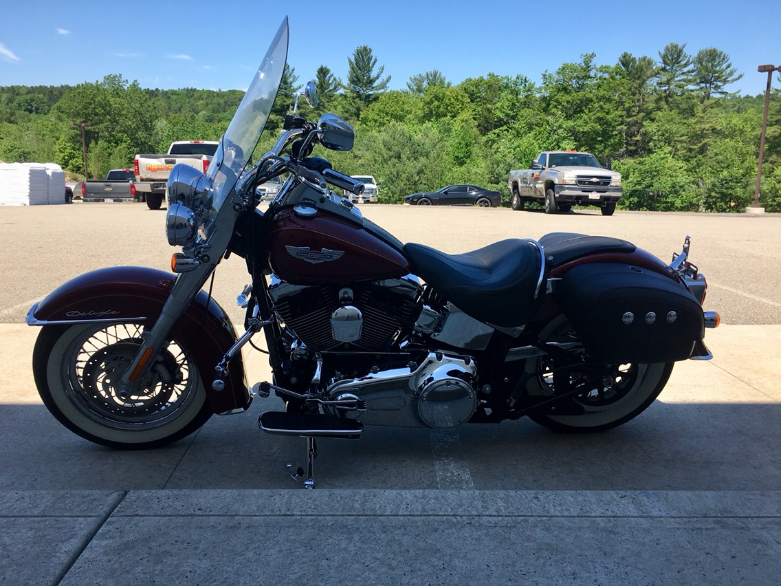 2009 Harley-Davidson Softail® Deluxe in Barre, Massachusetts - Photo 4