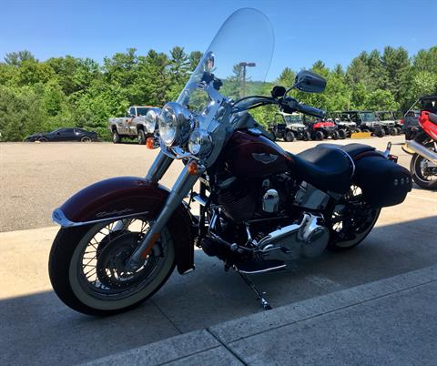 2009 Harley-Davidson Softail® Deluxe in Barre, Massachusetts - Photo 5