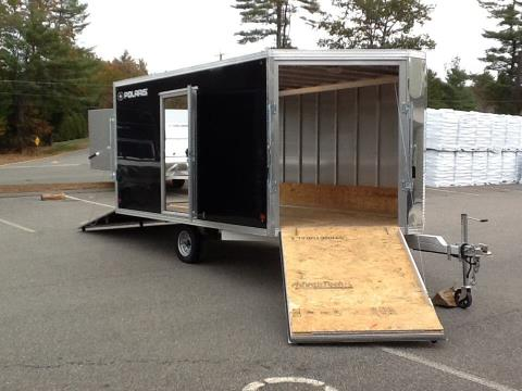 2015 Alcom Trailer PES 101X12 DL in Barre, Massachusetts