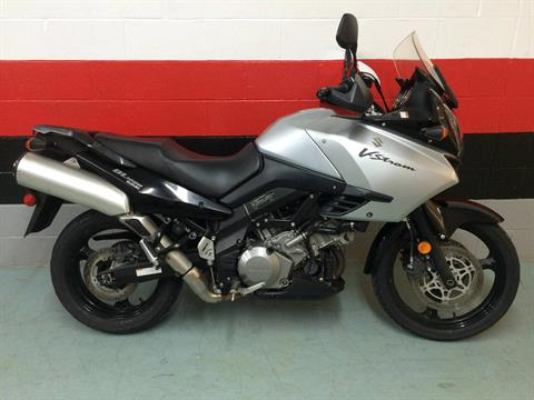 2008 Suzuki V-Strom® 1000 in Asheville, North Carolina
