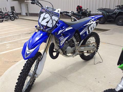 2017 Yamaha YZ125 in Asheville, North Carolina