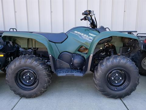 2014 Yamaha Grizzly 550 FI Auto. 4x4 in Asheville, North Carolina