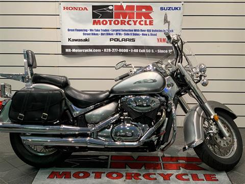 2002 Suzuki Intruder 800 in Asheville, North Carolina - Photo 1