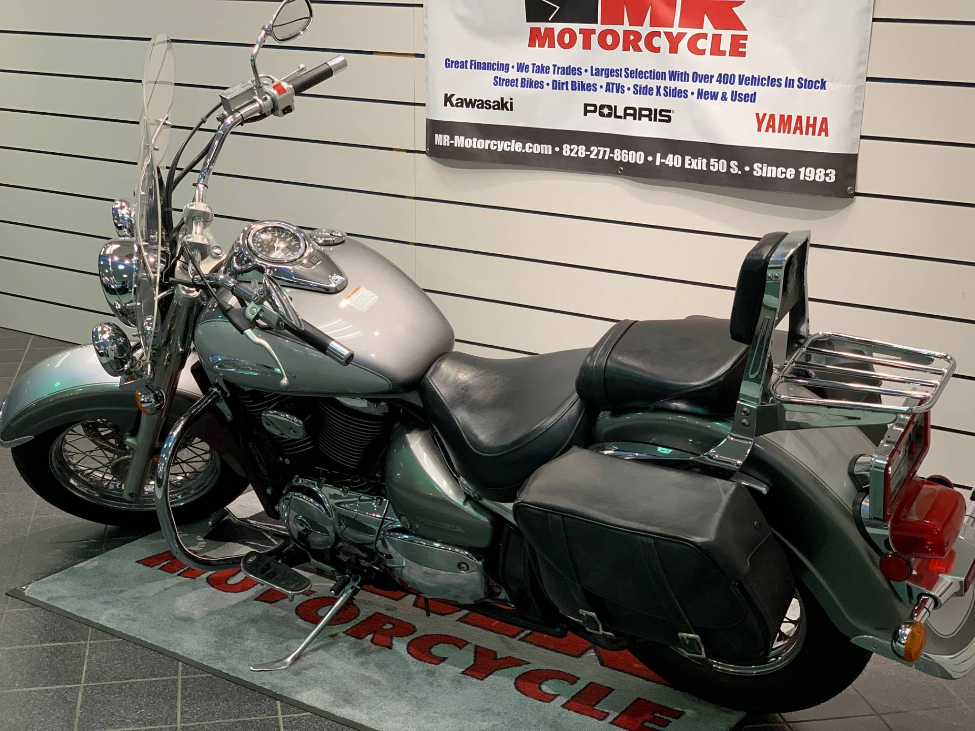 2002 Suzuki Intruder 800 in Asheville, North Carolina - Photo 4