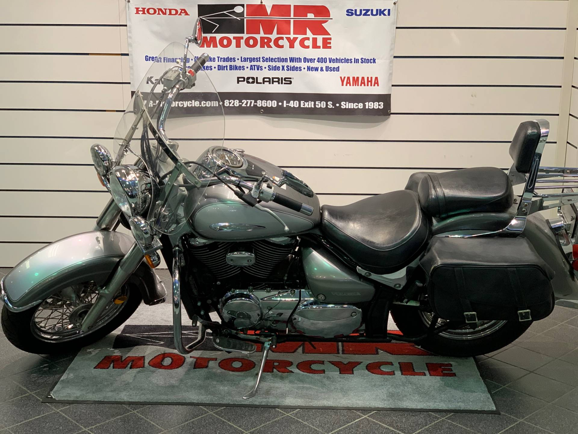 2002 Suzuki Intruder 800 in Asheville, North Carolina - Photo 5