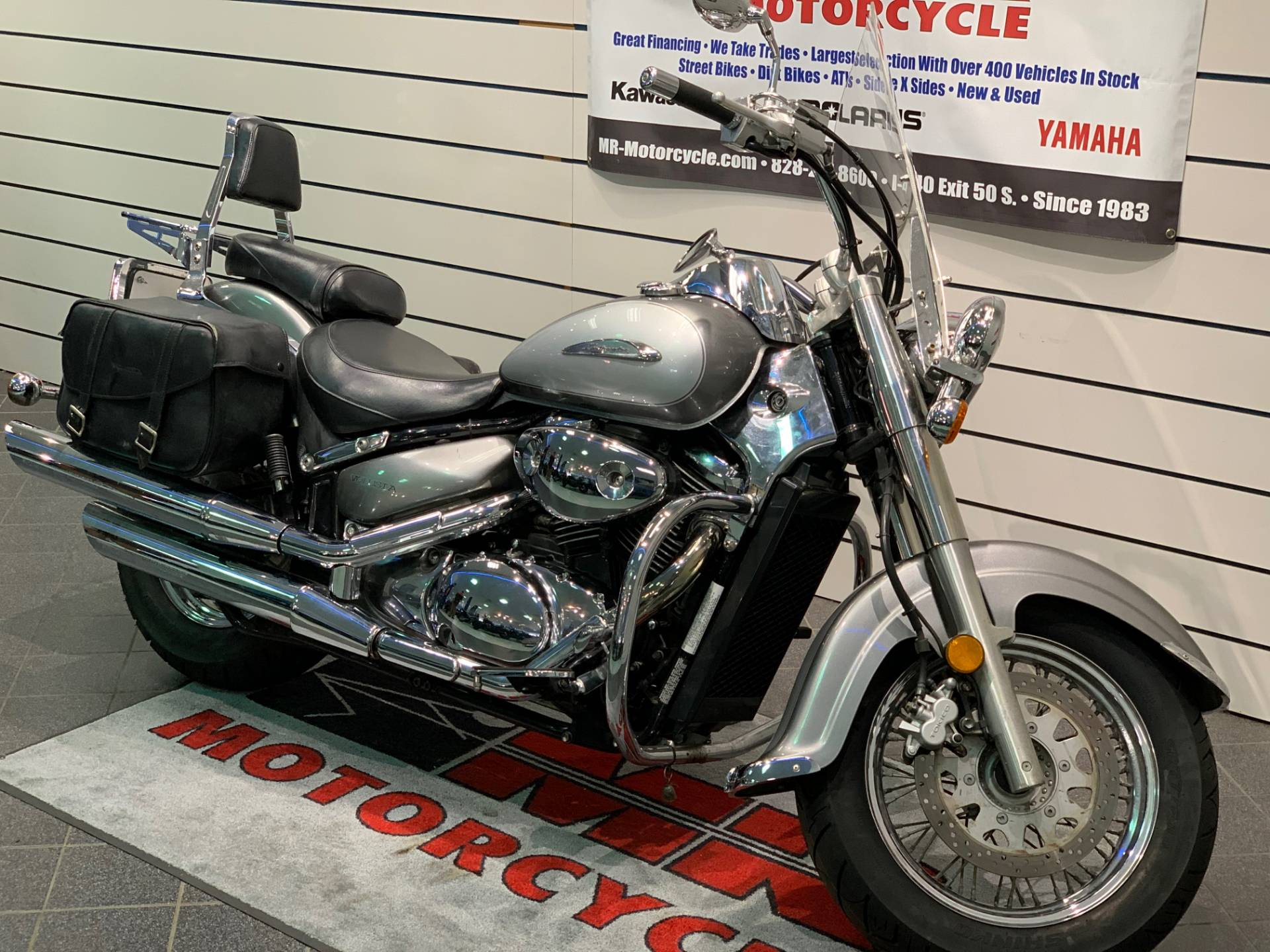 2002 Suzuki Intruder 800 in Asheville, North Carolina - Photo 8