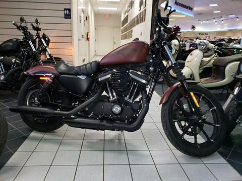 2017 Harley-Davidson Iron 883™ in Asheville, North Carolina