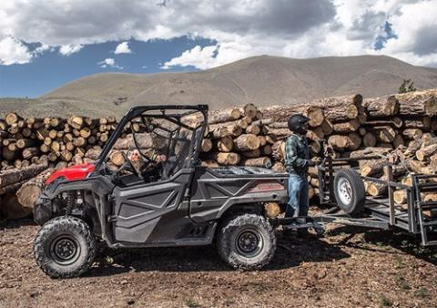 2016 Honda Pioneer 1000 EPS in Asheville, North Carolina