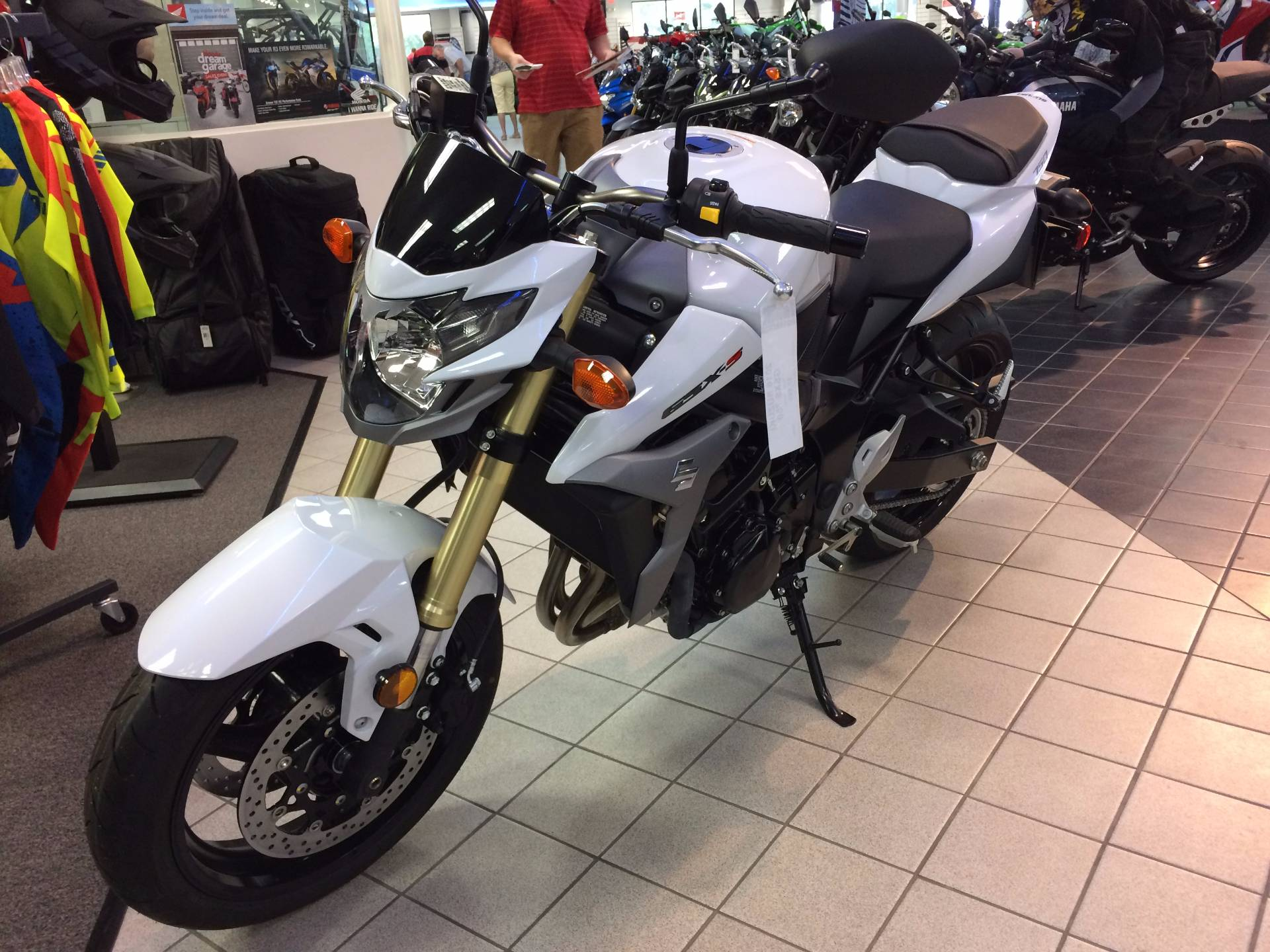 2016 Suzuki GSX-S750 for sale 21742