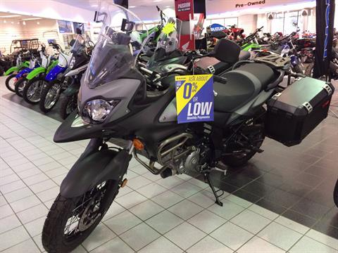 2015 Suzuki V-Strom 650 XT ABS in Asheville, North Carolina