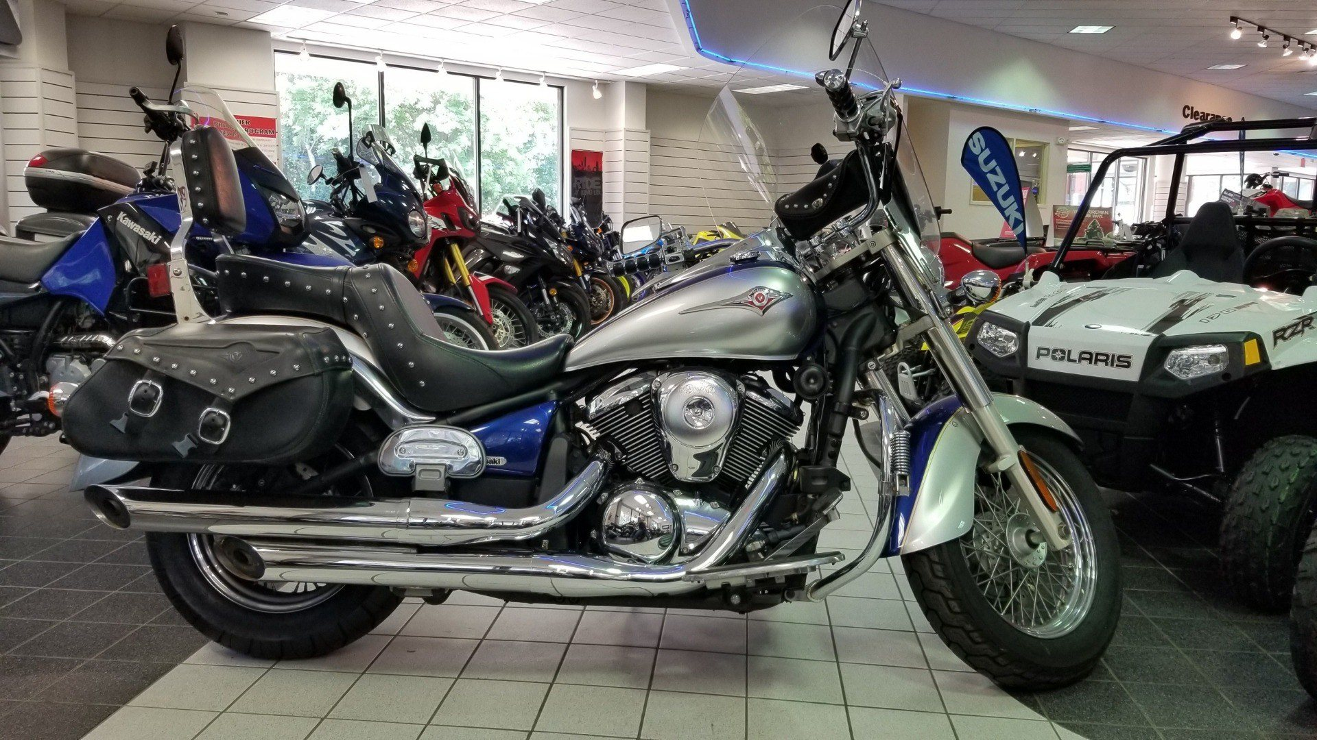 2008 Kawasaki Vulcan® 900 Classic Motorcycles Asheville North ...