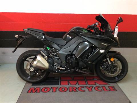 2015 Kawasaki Ninja® 1000 ABS in Asheville, North Carolina