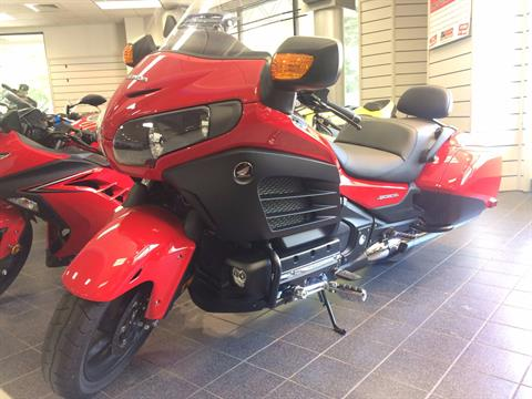 2013 Honda Gold Wing® F6B Deluxe in Asheville, North Carolina