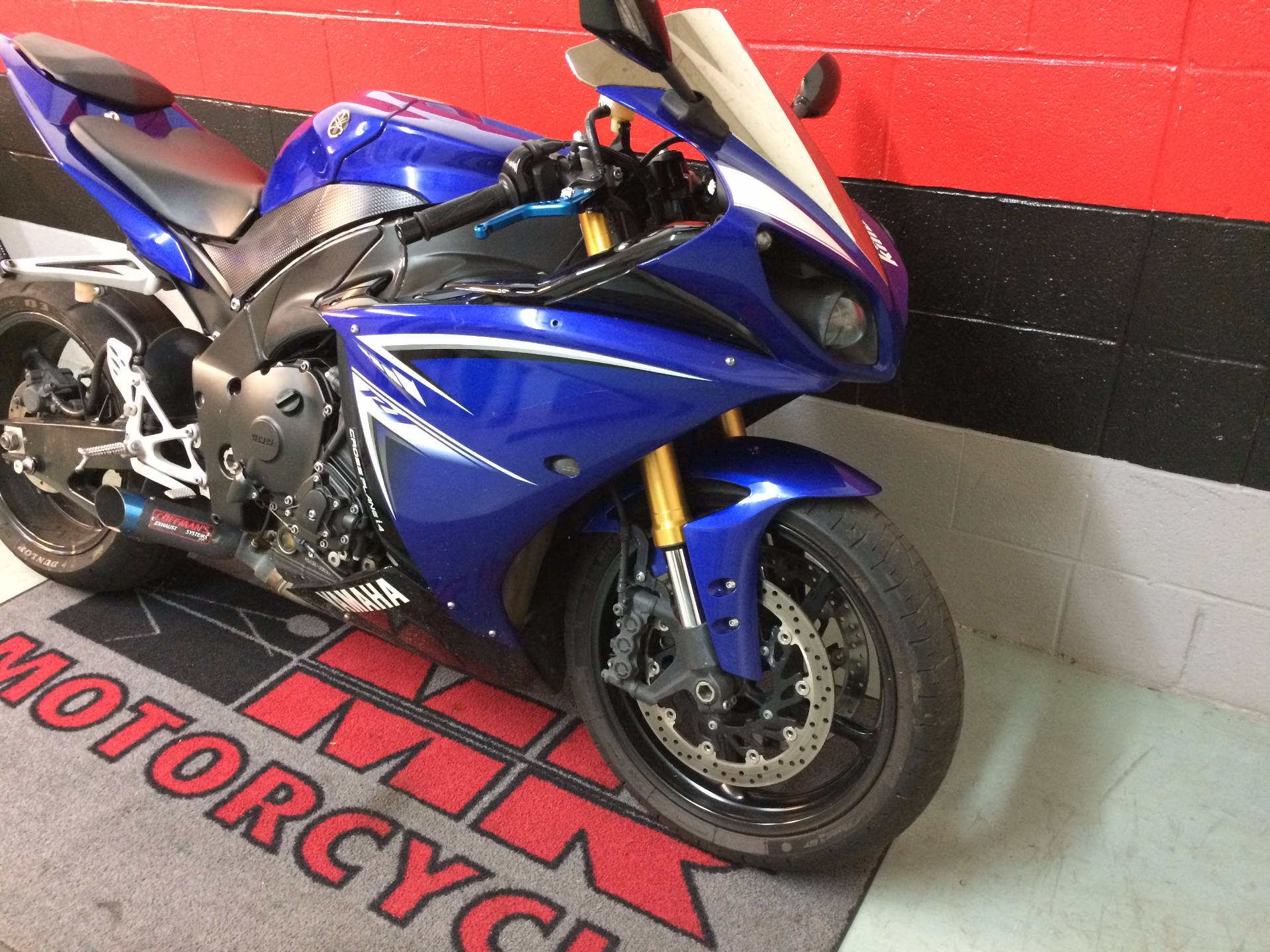 2009 Yamaha YZFR1 in Asheville, North Carolina