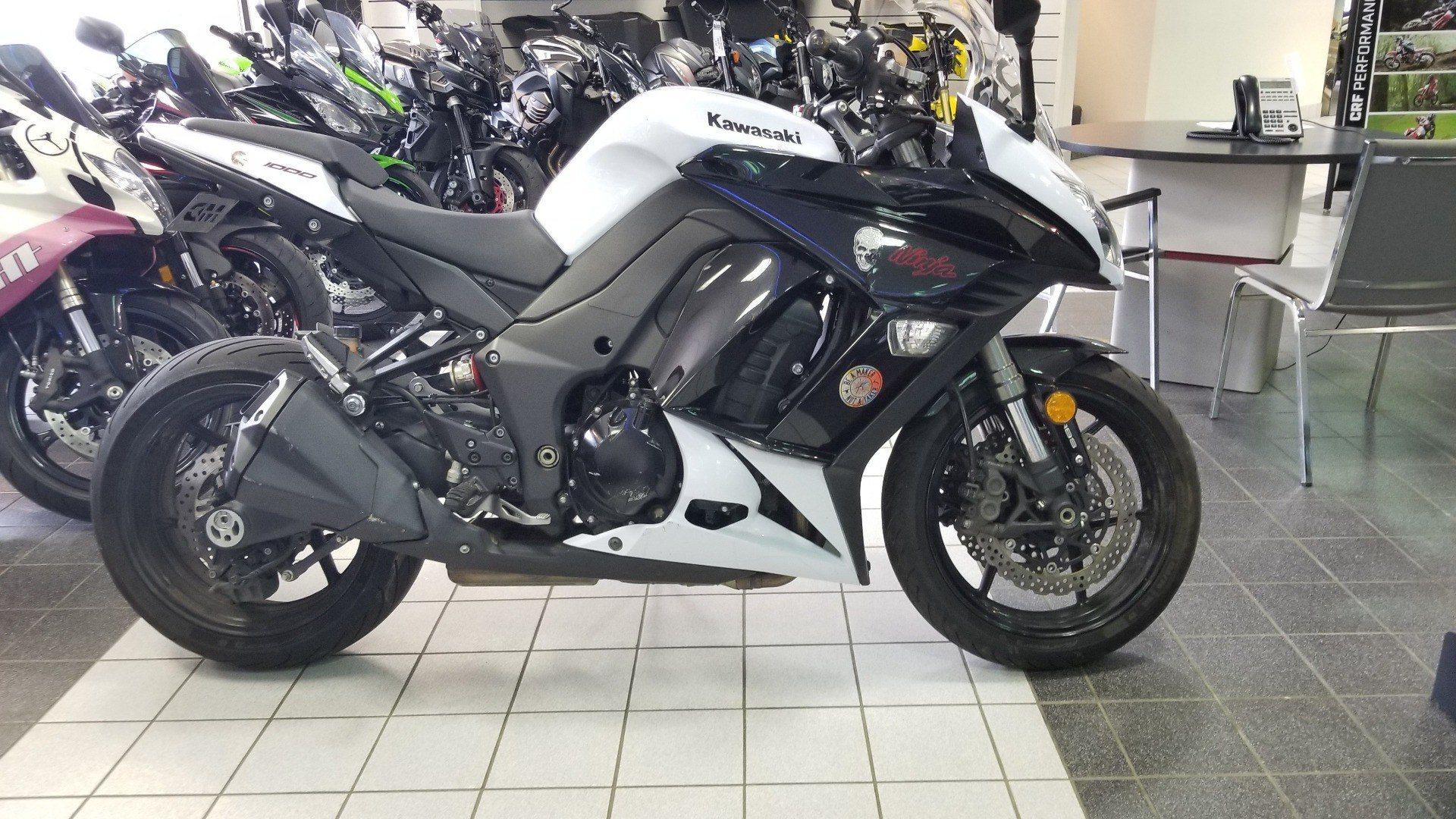Used 2013 Kawasaki Ninja 1000 Abs Motorcycles In Asheville Nc