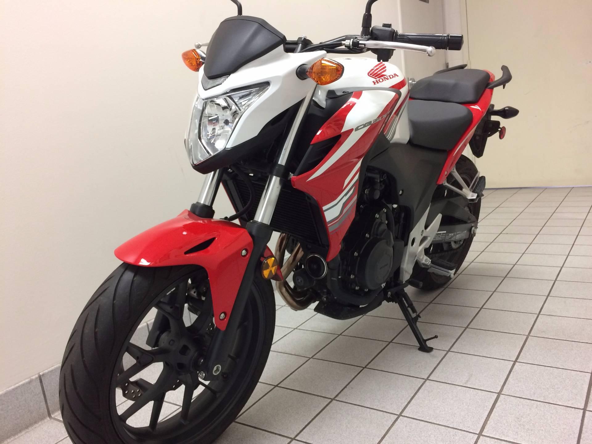 2015 Honda CB500F in Asheville, North Carolina