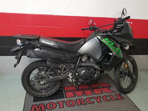 2017 Kawasaki KLR650 in Asheville, North Carolina