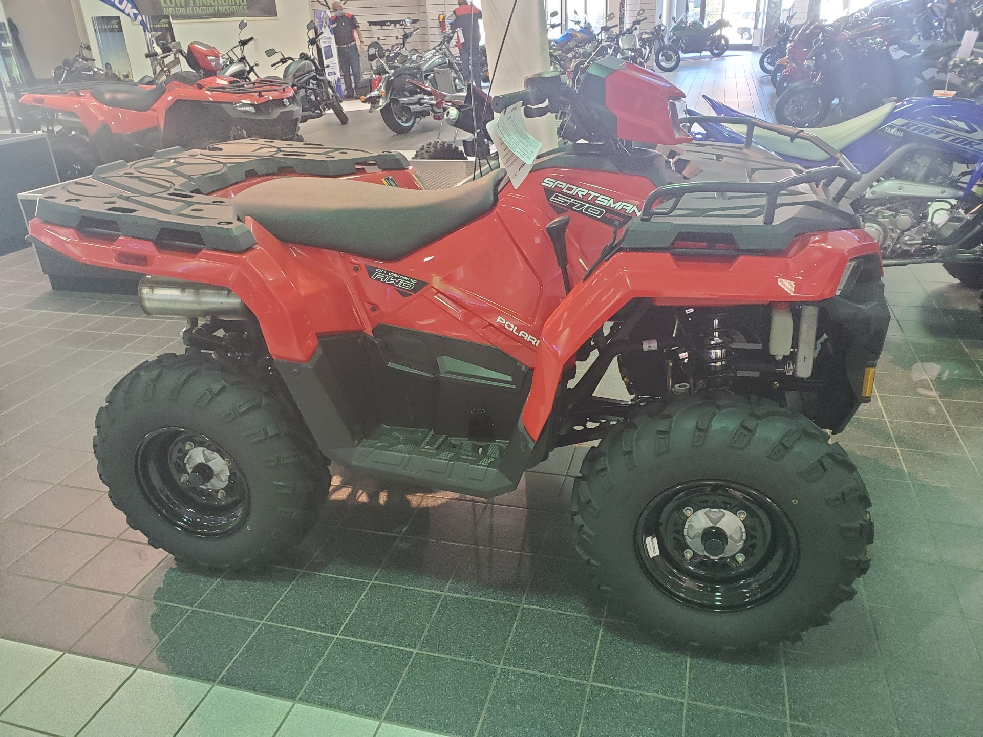 2021 Polaris Sportsman 570 in Asheville, North Carolina - Photo 1