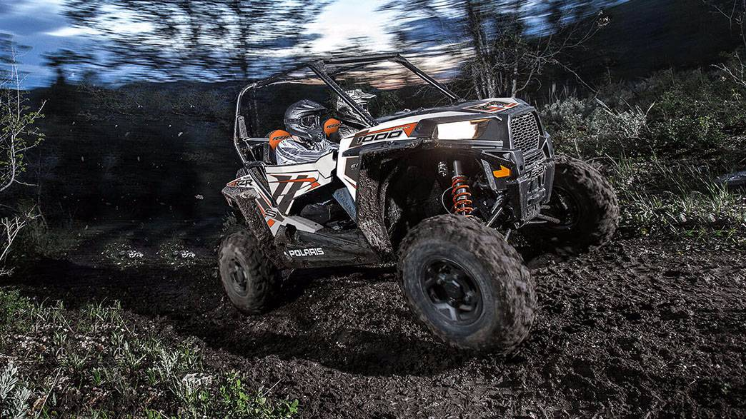 2018 Polaris RZR S 1000 EPS in Asheville, North Carolina