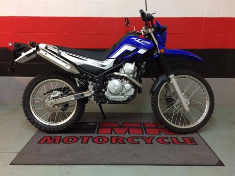 2015 Yamaha XT250 in Asheville, North Carolina