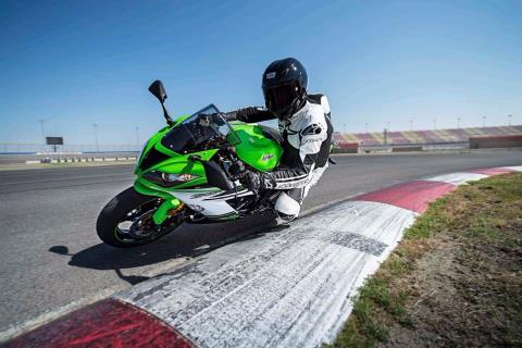 2015 Kawasaki Ninja® ZX™-6R 30th Anniversary in Asheville, North Carolina
