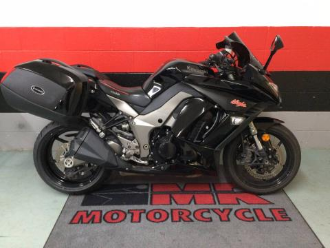 2011 Kawasaki Ninja® 1000 in Asheville, North Carolina