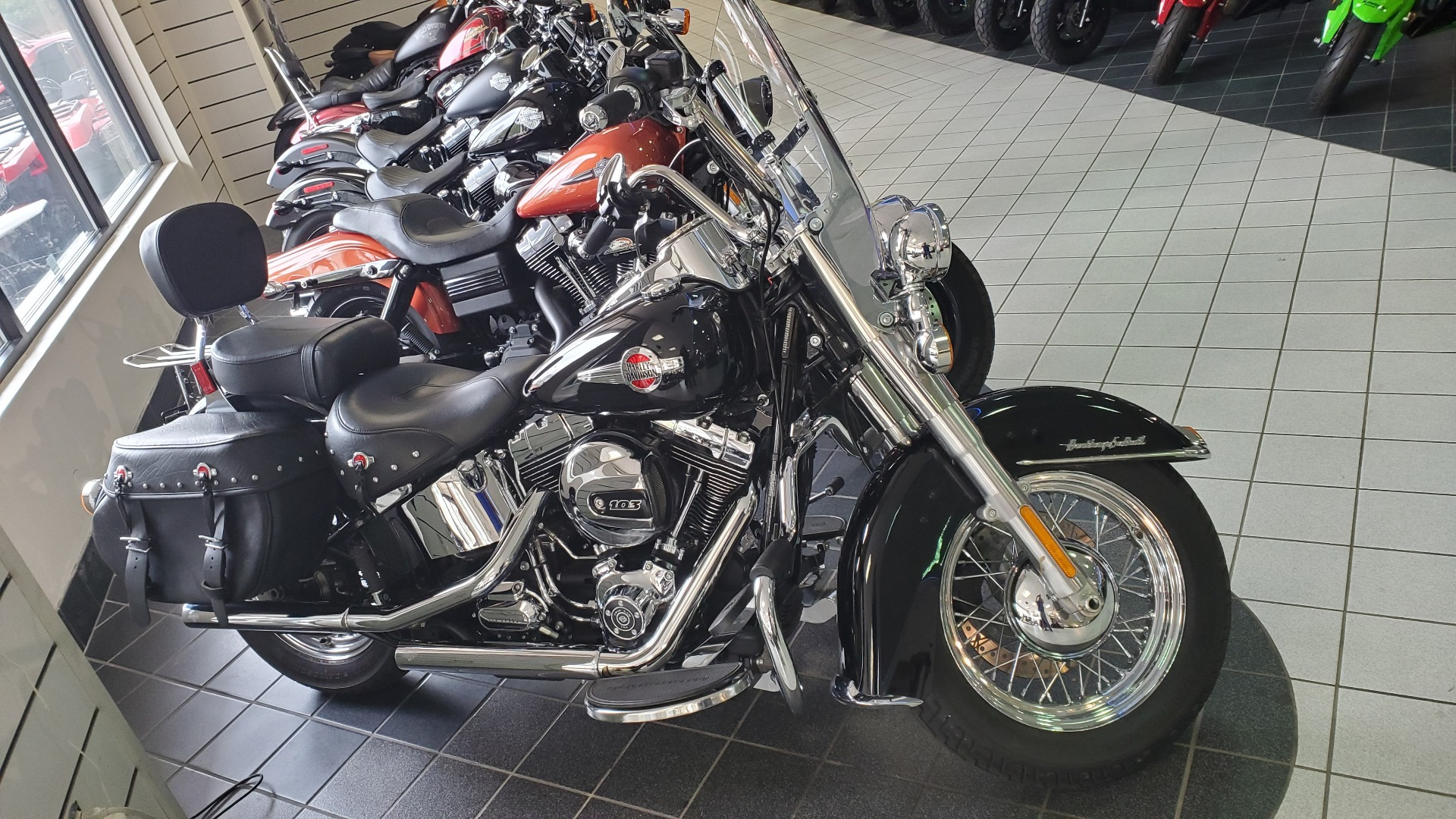 2016 Harley-Davidson Heritage Softail® Classic in Asheville, North Carolina
