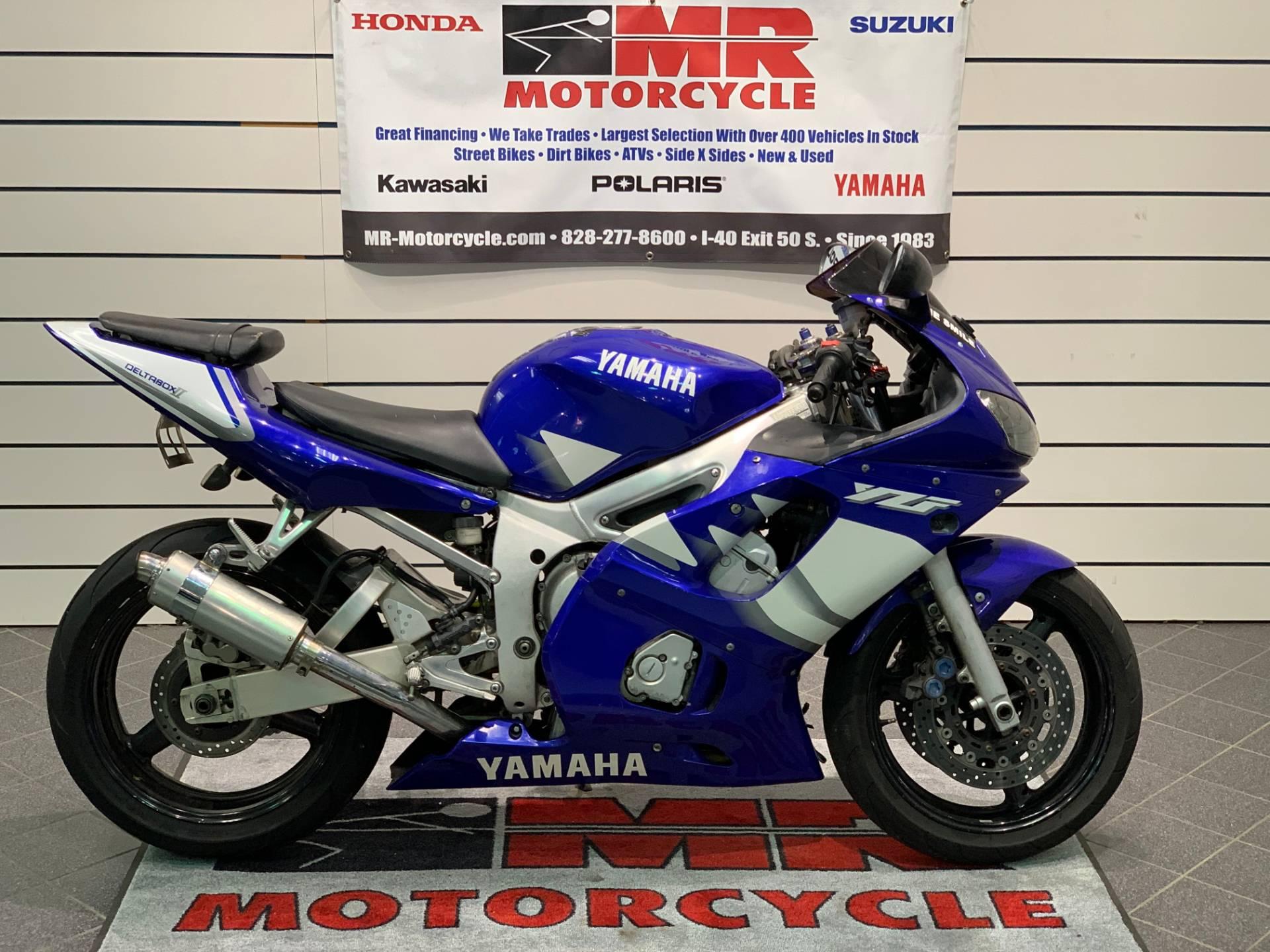 2000 Yamaha YZFR6 1
