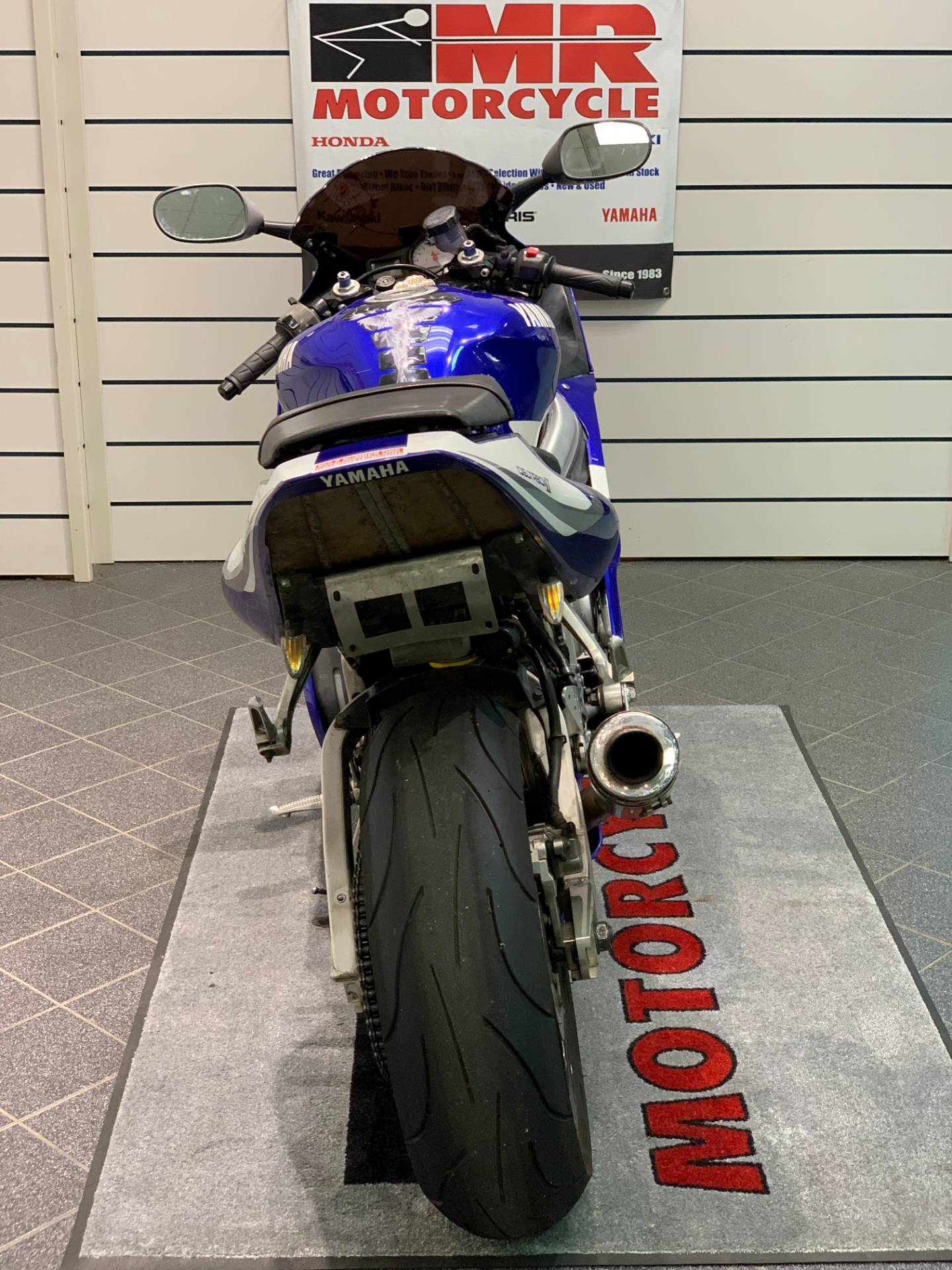 2000 Yamaha YZFR6 3