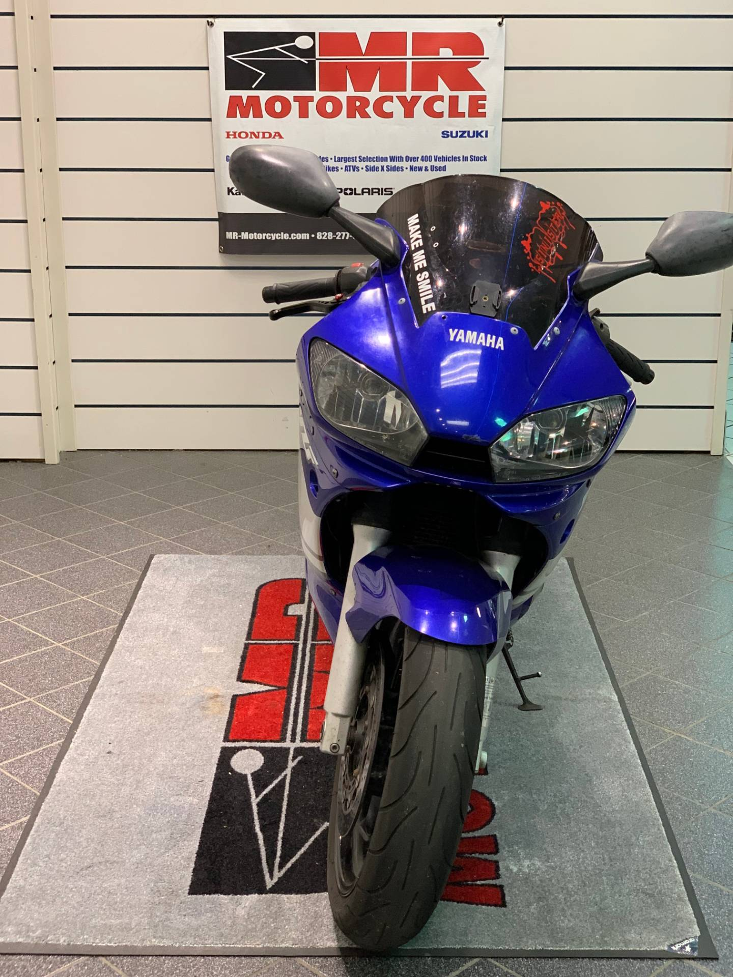 2000 Yamaha YZFR6 7
