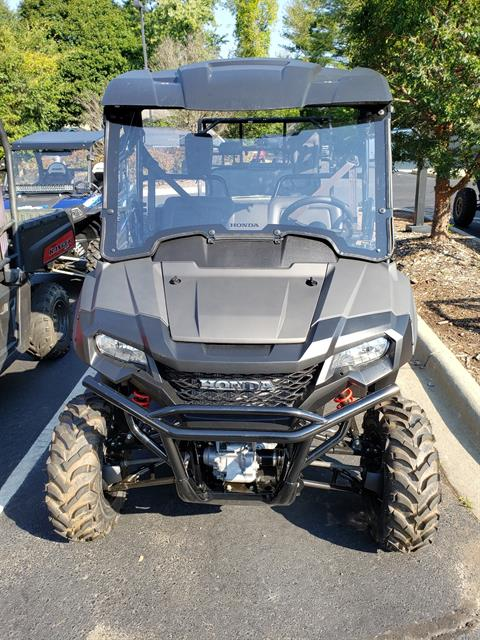 2018 Honda Pioneer 700 Deluxe in Asheville, North Carolina
