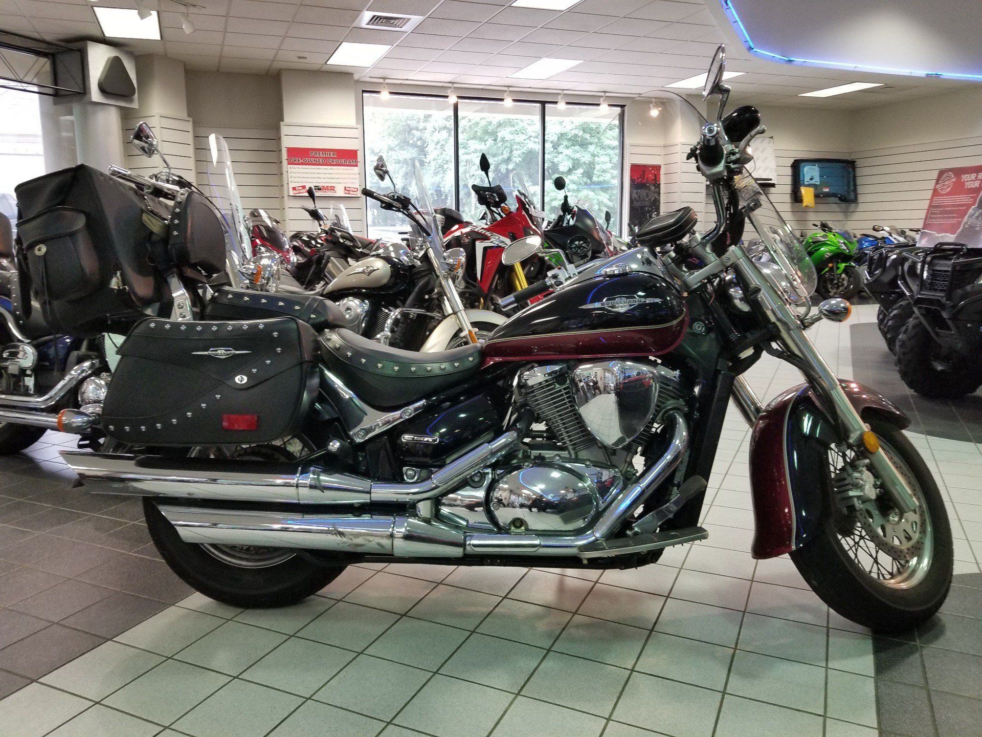 2013 Suzuki Boulevard C50T in Asheville, North Carolina