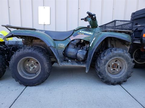 2002 Kawasaki Prairie 650 4x4 in Asheville, North Carolina
