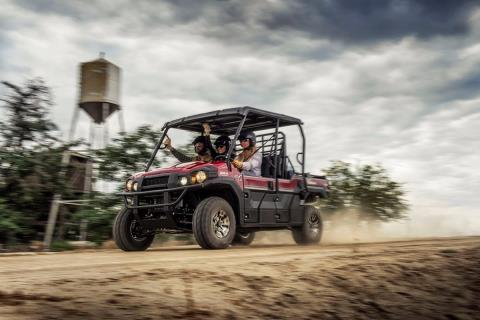 2016 Kawasaki Mule Pro-FXT EPS LE in Asheville, North Carolina